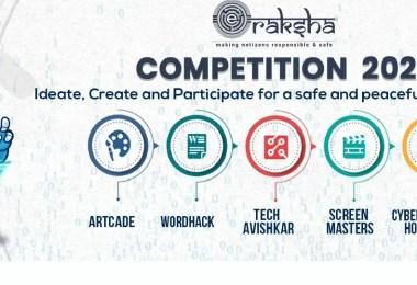 How to Register Participate in eRaksha Competition 2021