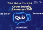 How to Participate in Cyber Security Awareness Month 2021 Quiz