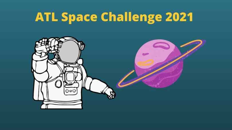 How to Register Online on ATL Space Challenge 2021