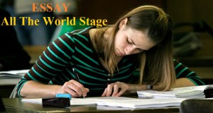All The World Stage