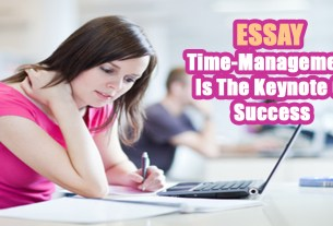 Time-Management Is The Keynote Of Success