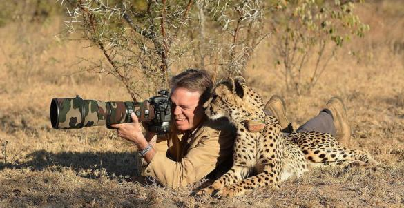 Wildlife Photographer Career Abroad