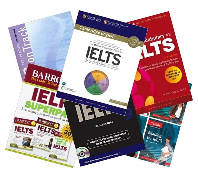 ielts books to buy from amazon