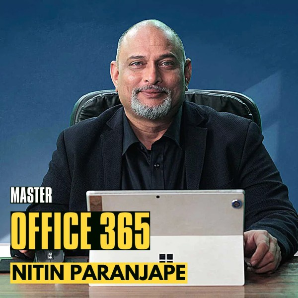 Master Office 365 Certificate Course by Nitin Paranjape