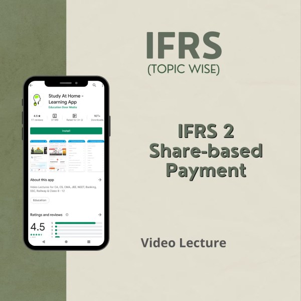 IFRS 2 - Share-based Payment