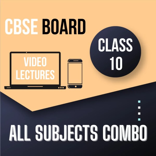 Class 10 - All Subjects Combo