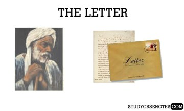 The Letter Summary