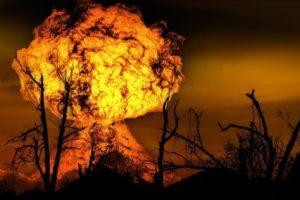 apocalypse, explosion