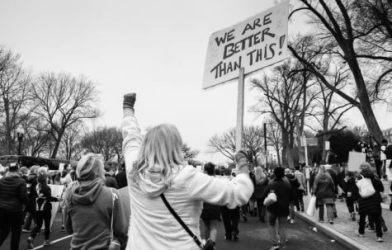 Political protest