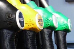 Diesel fuel, gas pumps