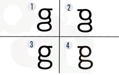 Letter G Challenge