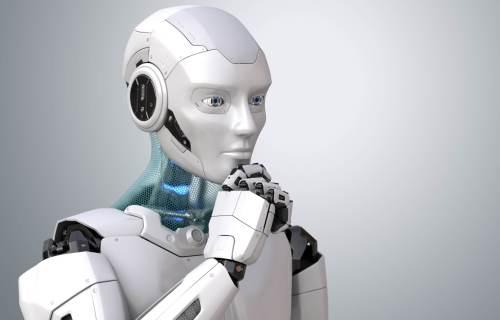 Robot, AI