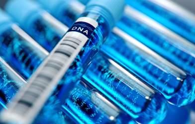 DNA test tube