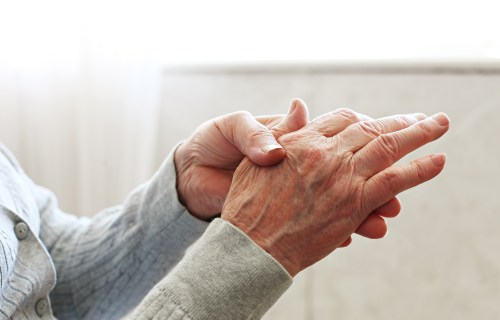Pain caused by arthritis / osteoarthritis