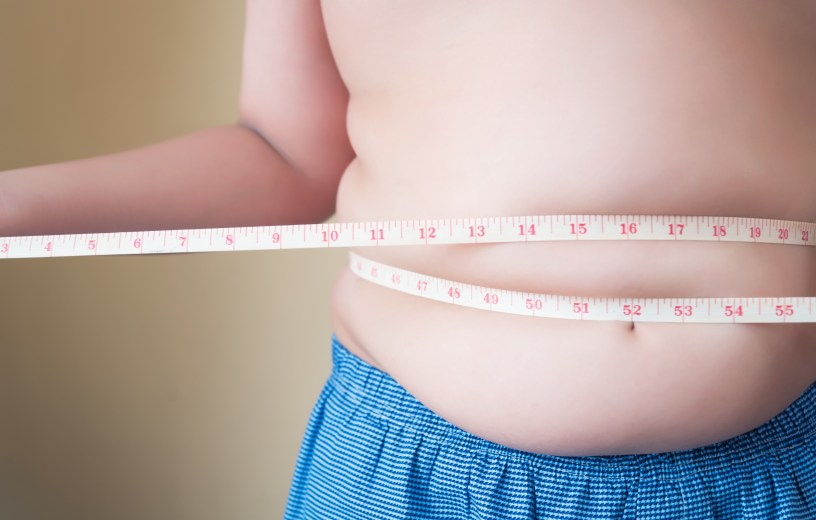 Overweight or obese child