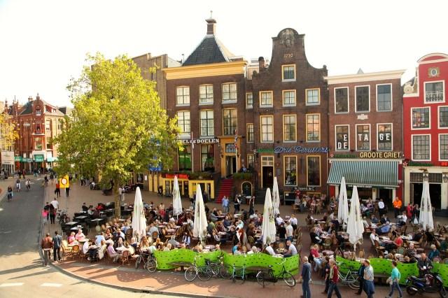 Accommodation in Groningen
