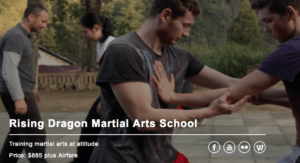 Best Kung Fu School for Location