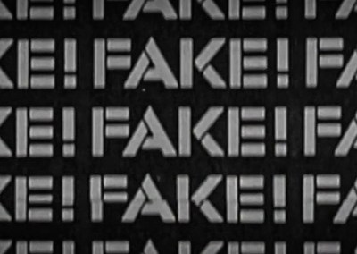 F For Fake (O. Welles, 1975)