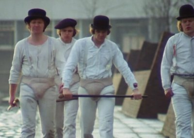 A Clockwork Orange (S. Kubrick, 1971)
