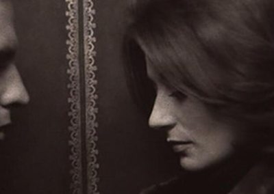 A Man and A Woman (C. Lelouche, 1960)