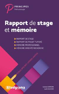 Rapport De Stage Recommandations Pour Sa Présentation