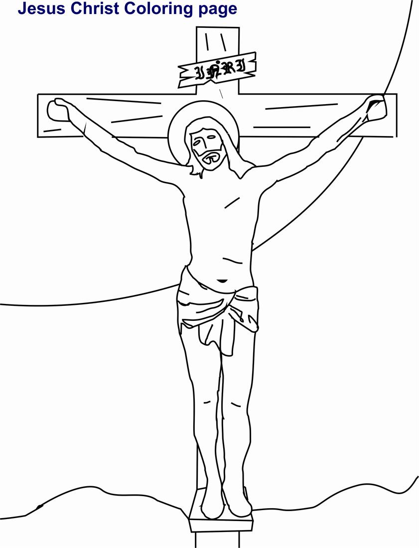 List of Jesus Coloring Pages Pdf Pict - Best Pictures