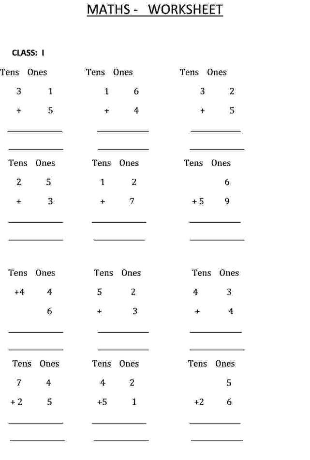 Addition Calculation