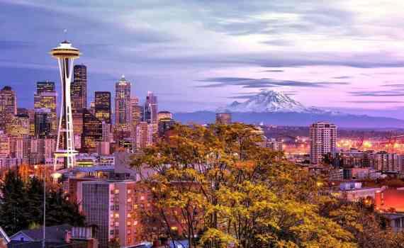 美國西雅圖遊學