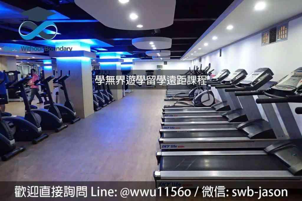 CPILS的健身房
