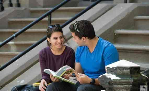 2017托福或SAT考試準備營半自助遊學 @ Fisher College