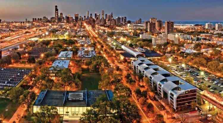 Illinois Institute of Technology IIT 伊利諾理工大學