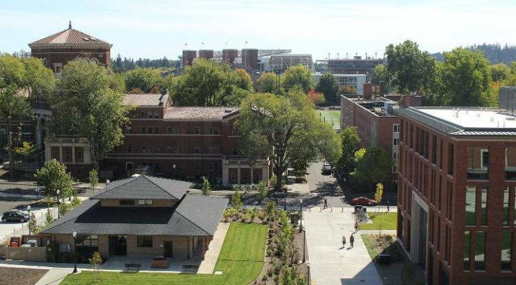 Oregon State University 奧勒岡州立大學
