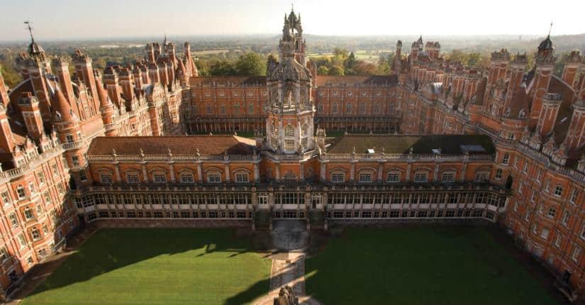 Royal Holloway, University of London 倫敦大學皇家哈洛威學院