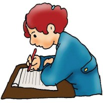 Writing - Home