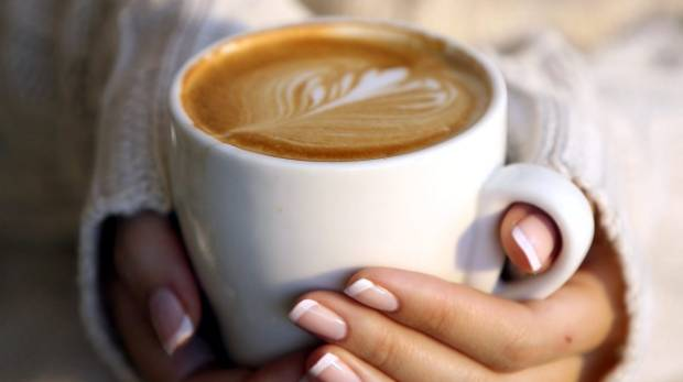 It's best to have your brew between 10am and midday or between 2pm and 5pm in sync with our body's rhythms.