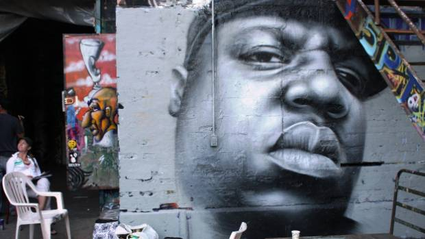 Biggie by Owen Dippie