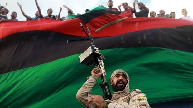 Libya is in turmoil, split between two rival governments and the armed factions who back them.