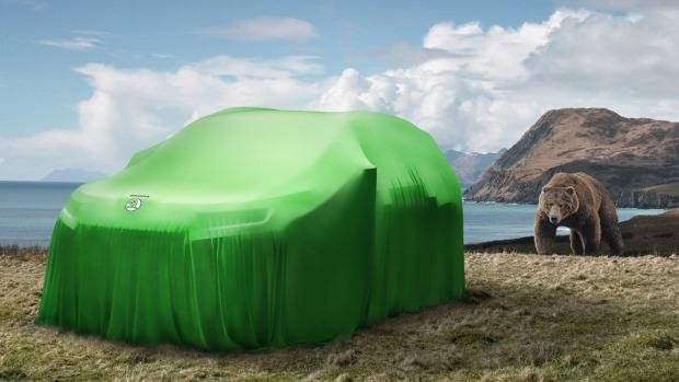 Skoda is set to name its new SUV the Kodiaq.