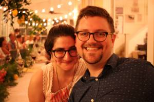 Sara Hebert and Chris Jay – Producers