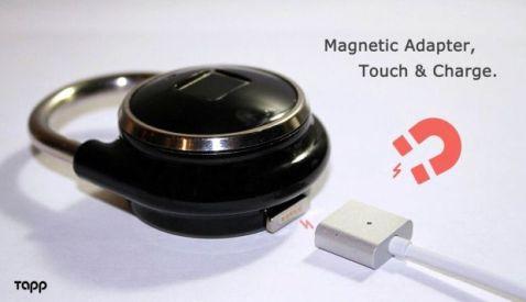 Le chargeur filaire magnétique du TappLock