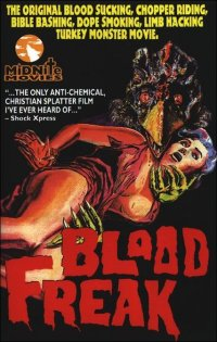 "Turkey's Revenge – A Thanksgiving Review of ""Blood Freak"""