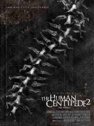 """Need a Bigger Grossout?: Try """"The Human Centipede II"""""""