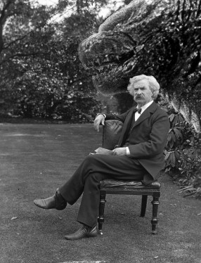 Mark Twain and the Bayou Kaiju, July 27, 1897