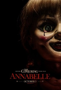 "Hide Your Dolls, Hide Your Kids: An SML Review of ""Annabelle"""
