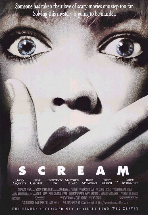 New Scream 4 Trailer