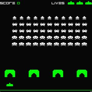 Space Invaders: The Movie