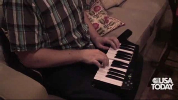 Preview of Rock Band 3 Keyboard