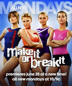 Make It Or Break It – Season Two Premiere Preview