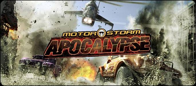Apocalypse: The Motorstorm After Party
