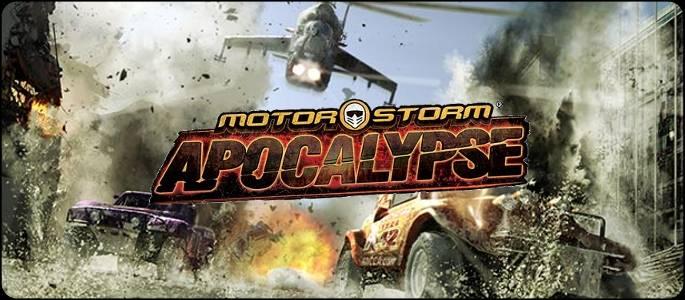 Motorstorm Apocalyse Announced